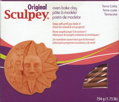 Terra Cotta Sculpey