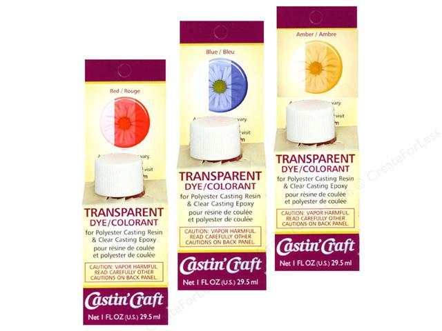 Transparent Dyes