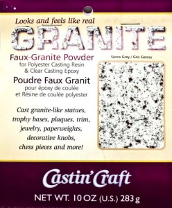 CastinCraft Granite Powder