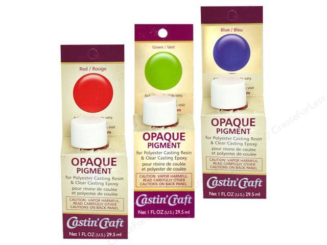 Opaque Pigments