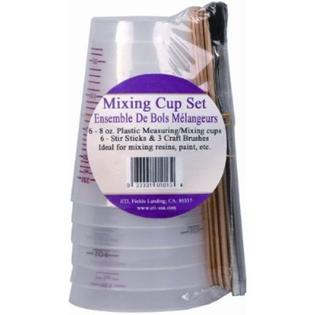 Mixing Cup Set