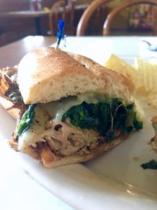 Roasted Pork Sandwich