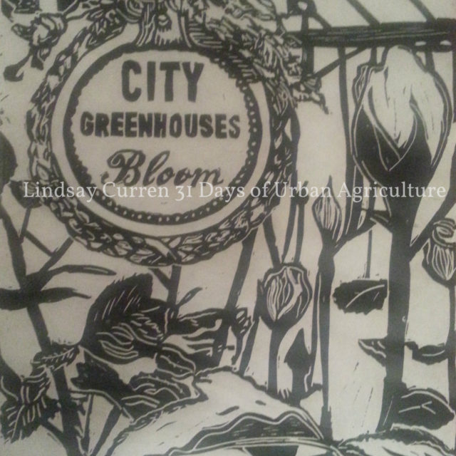 Greenhouse Blockprint