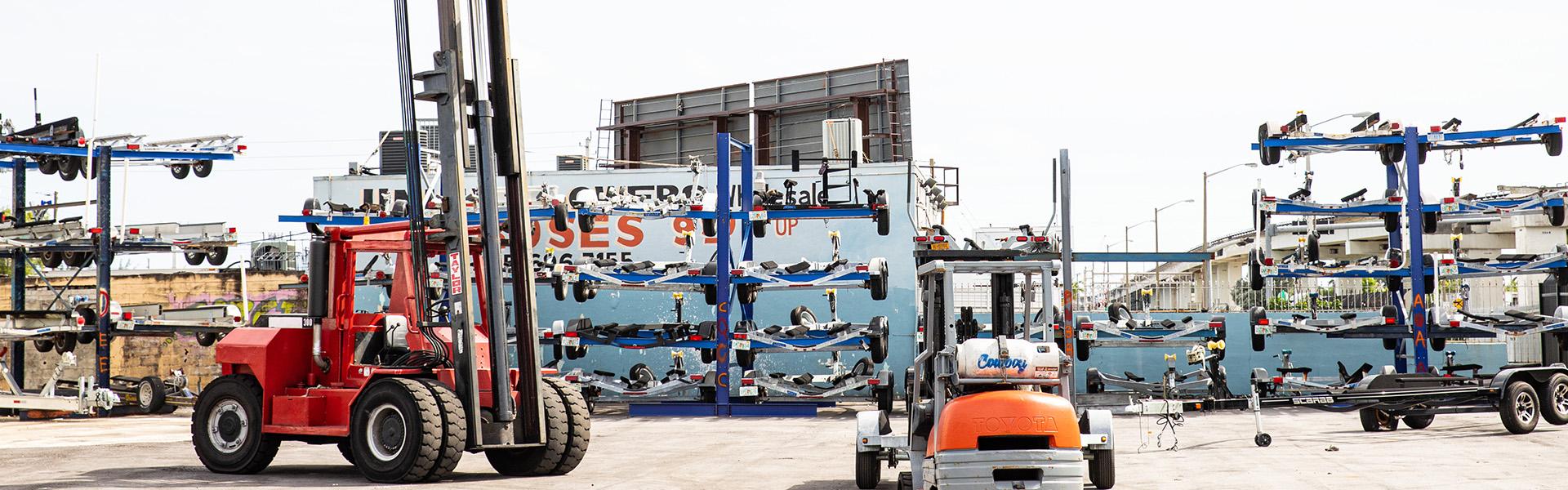 happy trailer storage boat trailer storage miami