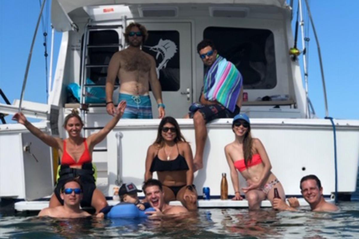 charter boat miami rentals