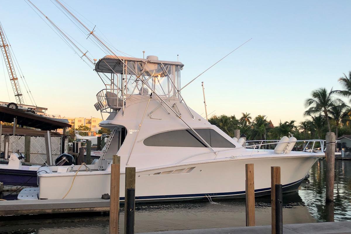 happy tails charter boat miami