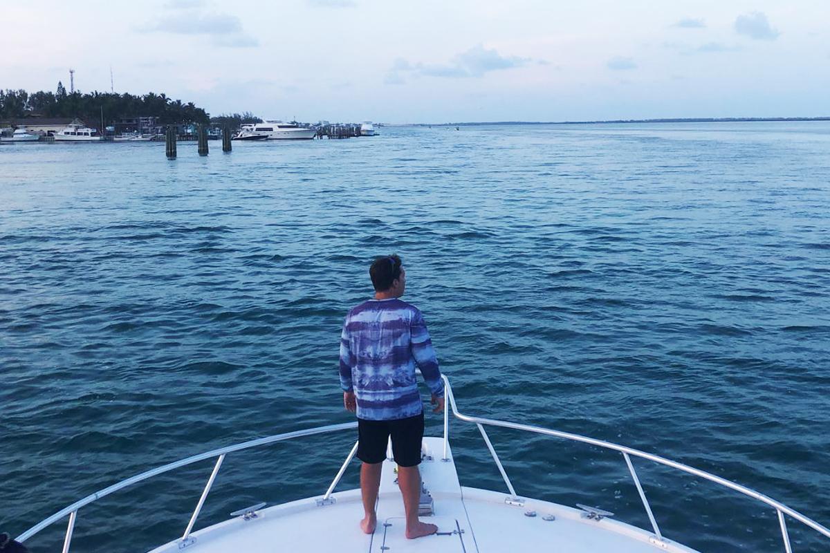 miami charter boat rental happy tails boat