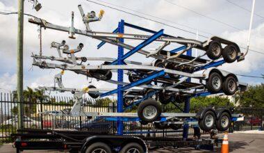 Happy Trailer Boat Storage Facility Miami 3
