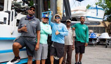 Happy Trailer Boat Storage Facility Miami 8