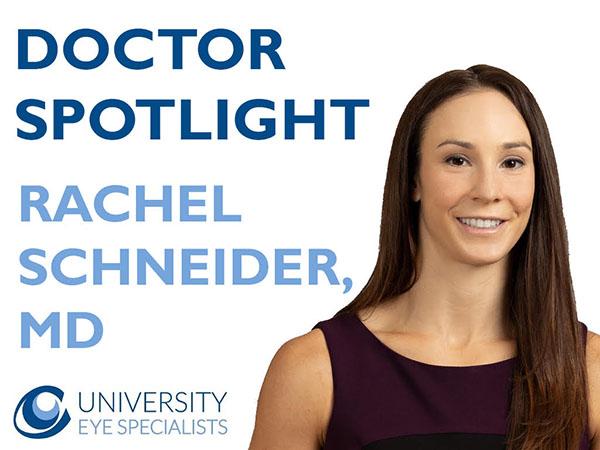 Dr Rachel Schneider Spotlight