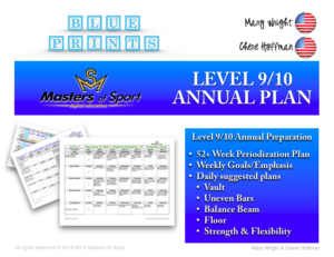 Level 9/10 Annual Plan