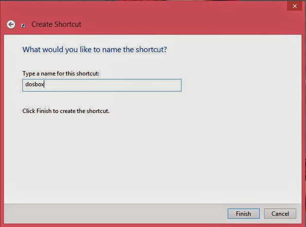 Windows Shortcut Label