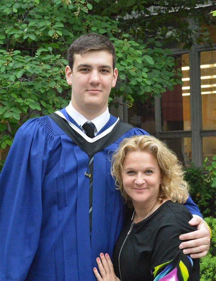 Patti-M-Hall-and-Aaron-graduation