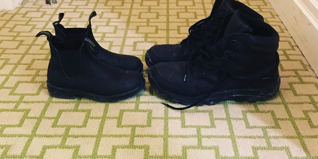 big boots little boots