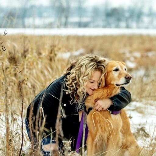 dog-hug-square-patti-m-hall-book-coach-memoir-writer