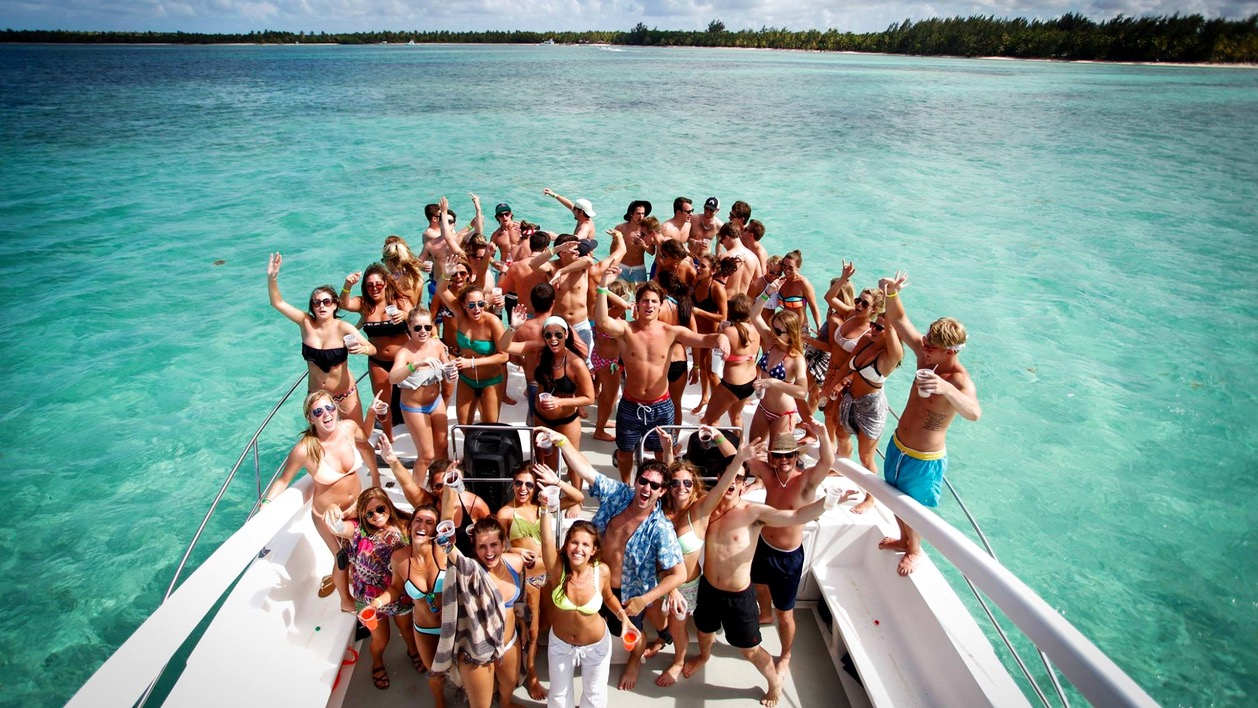 things to do in punta cana dominican republic party boat picture