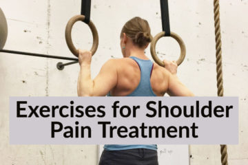Exercises for Shoulder Pain Treatment