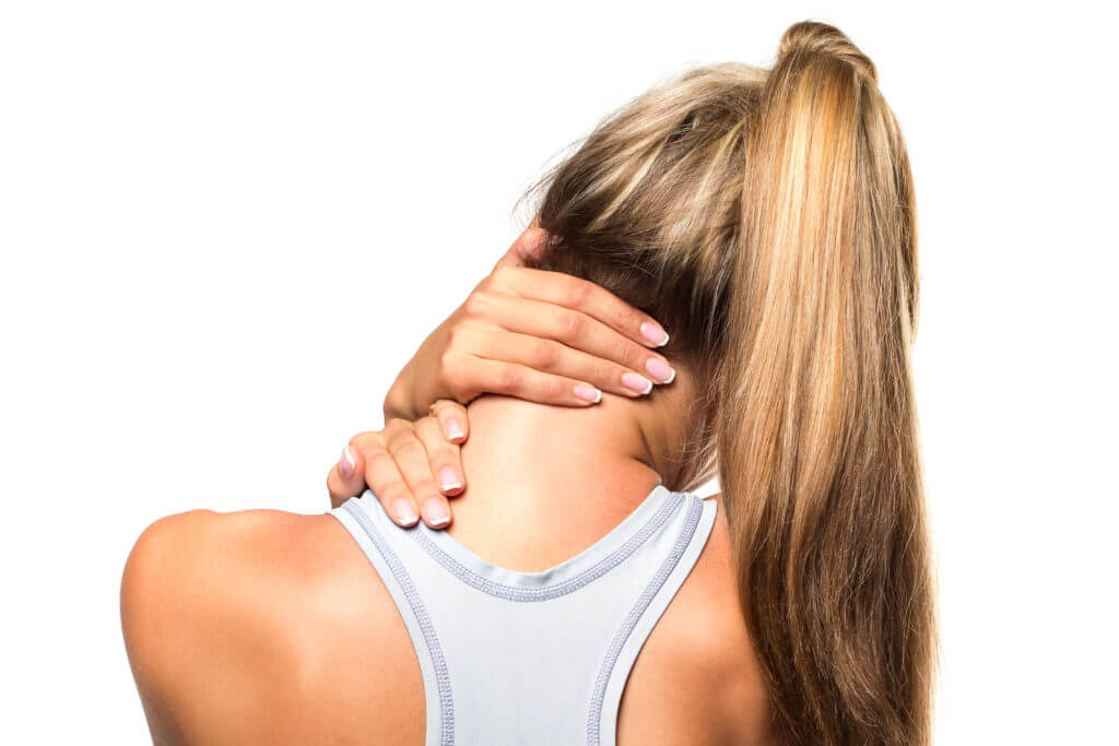 Self treat neck pain