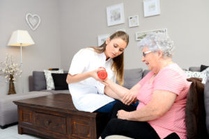 At-Home Physical Therapy for Elderly Patients