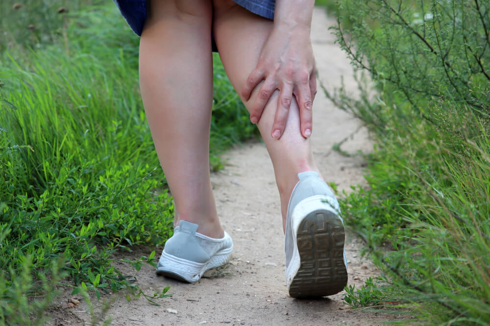 Ankle Pain When Walking