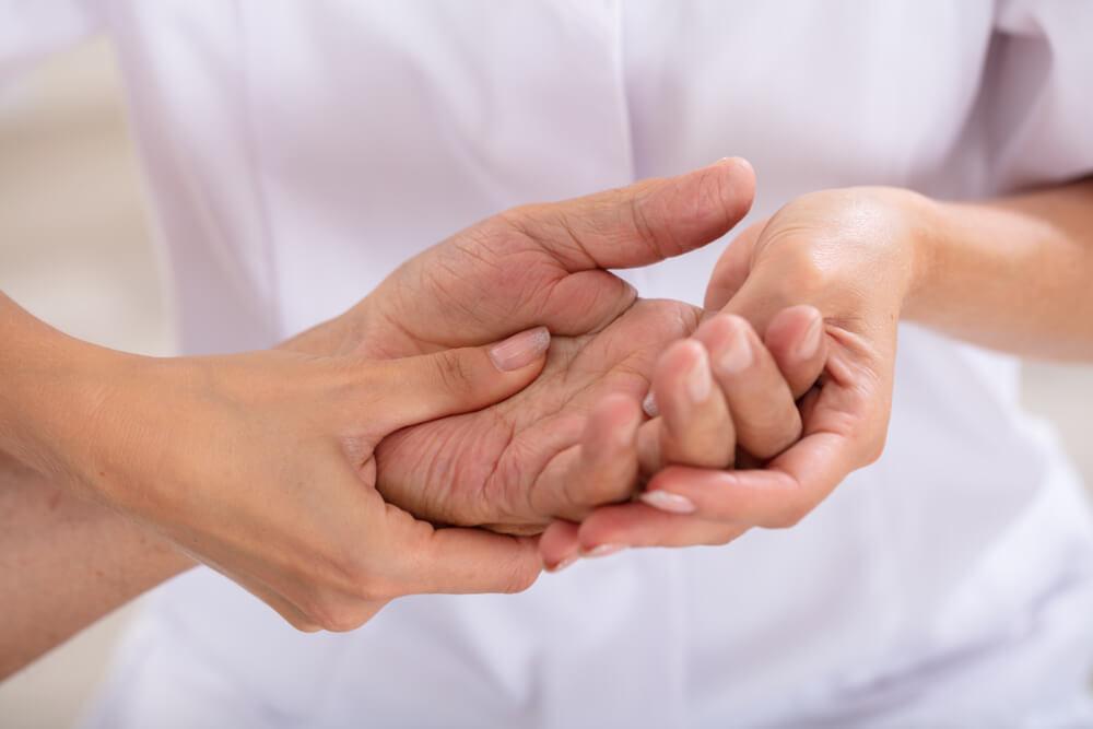 Certified Hand Therapist
