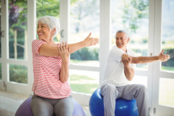 Five Fun Balance Exercises for Elderly Patients