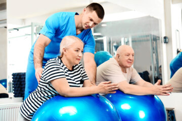 Spinal stenosis and balance problems
