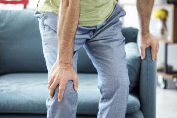 Grinding in kneecap