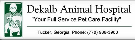 Dekalb Aminal Hospital - IN KIND