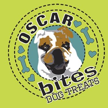 oscar bites dog treats logo