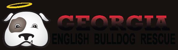 Georgia English Bulldog Rescue logo