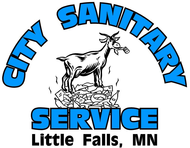 City Sanitary Trash Service, Little Falls MN