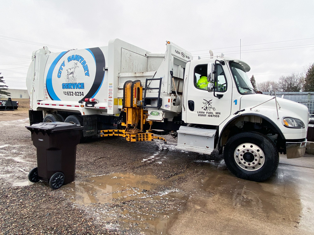 Little Falls MN Trash Garbage Removal Service