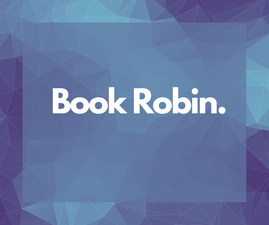 Book Robin for your event, radio show or podcast