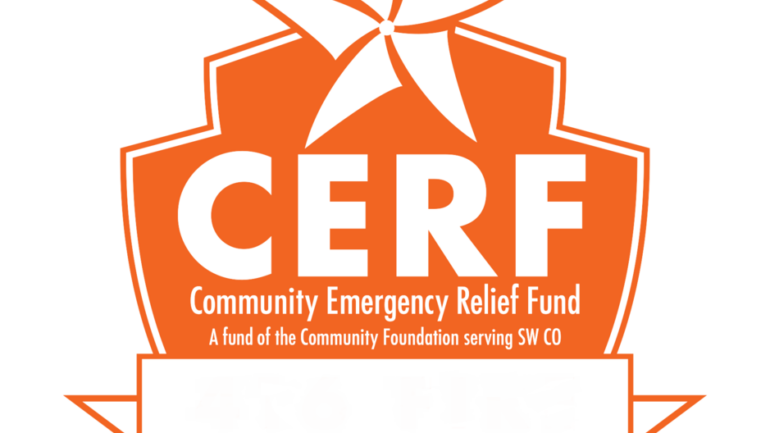 Community Foundation serving SW Colorado and the United Way of SW Colorado partner to support the Community Emergency Relief Fund (CERF)