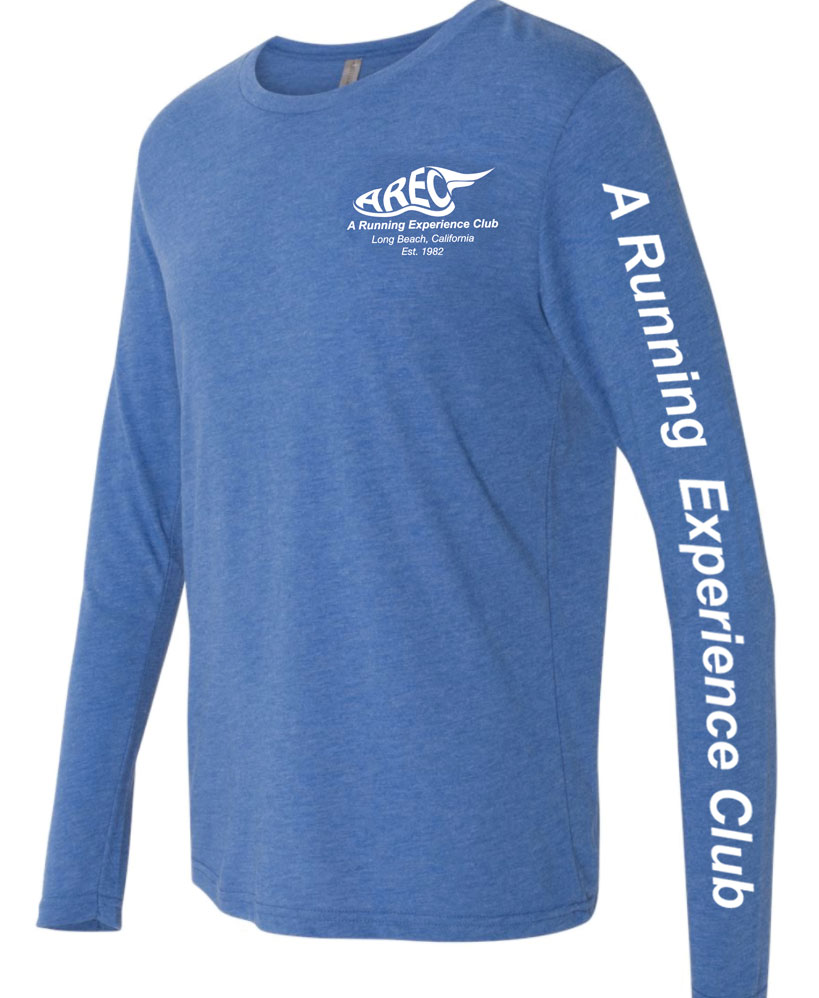 AREC Blue Long Sleeve (pre-order)