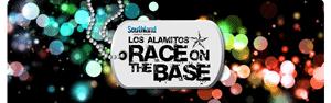 AREC Los Alamitos Rase on the base