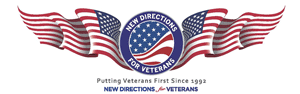 AREC New Directions For Veterans Logo