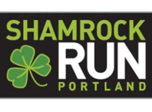 AREC Shamrock Run Portland Race Logo