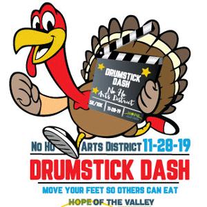 Mercury Event Drumstick Dash