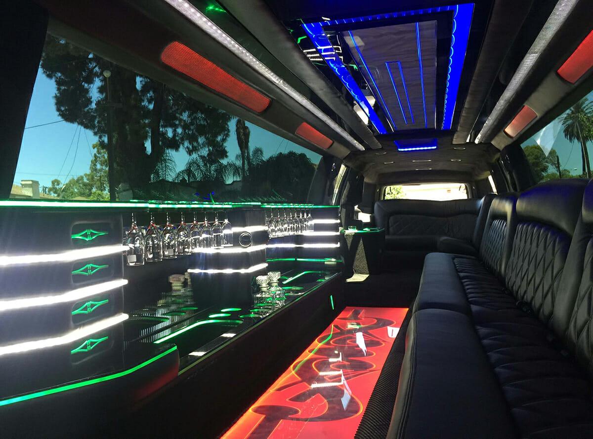 Suburbun stretch limo interior3-fit