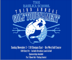 Third Annual Golf Tournament