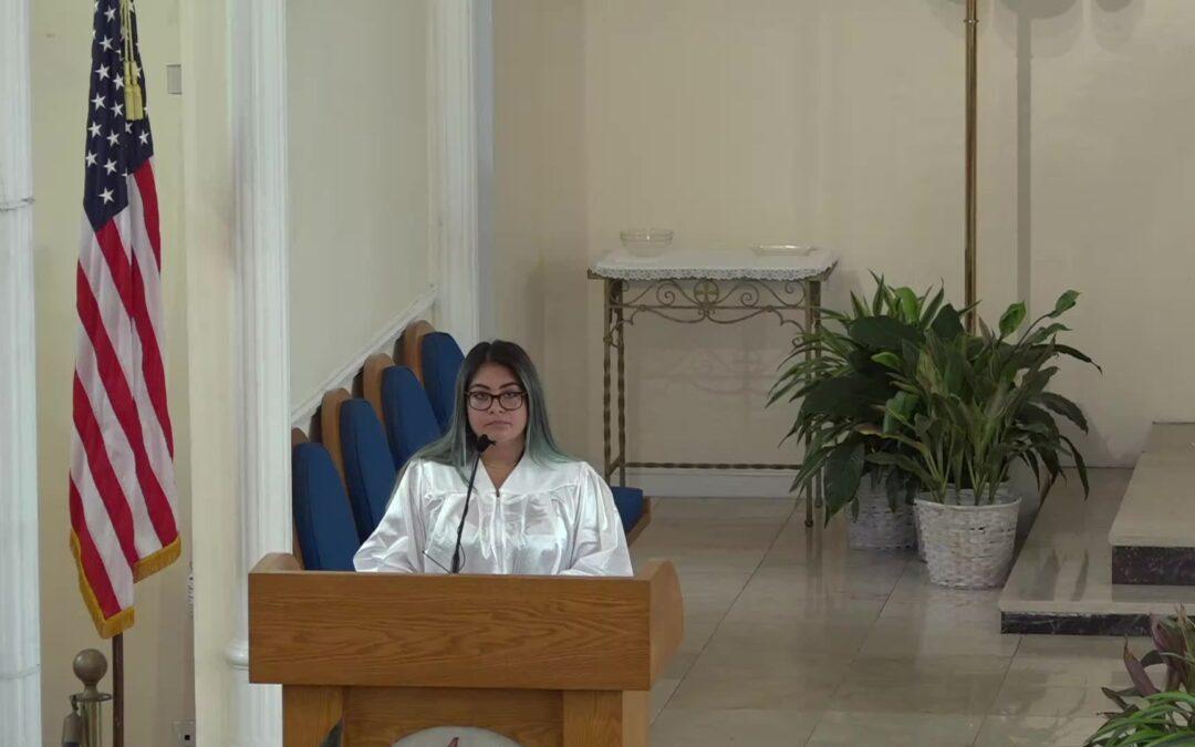 Baccalaureate Mass May 23