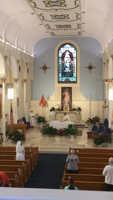 Daily Mass May 22, 2020 The Basilica of St. Mary Star of the Sea
