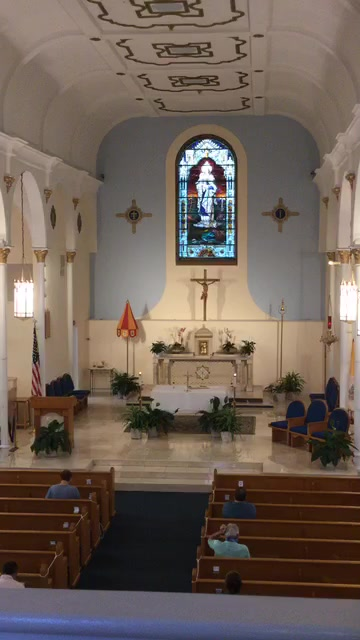 Daily Mass June12, 2020 The Basilica of St. Mary Star of The Sea