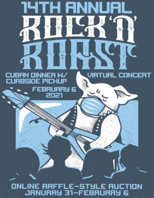 14th Annual Rock N Roast