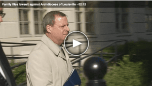 Parents file lawsuit against Roman Catholic Bishop of Louisville related to Stephen Pohl case