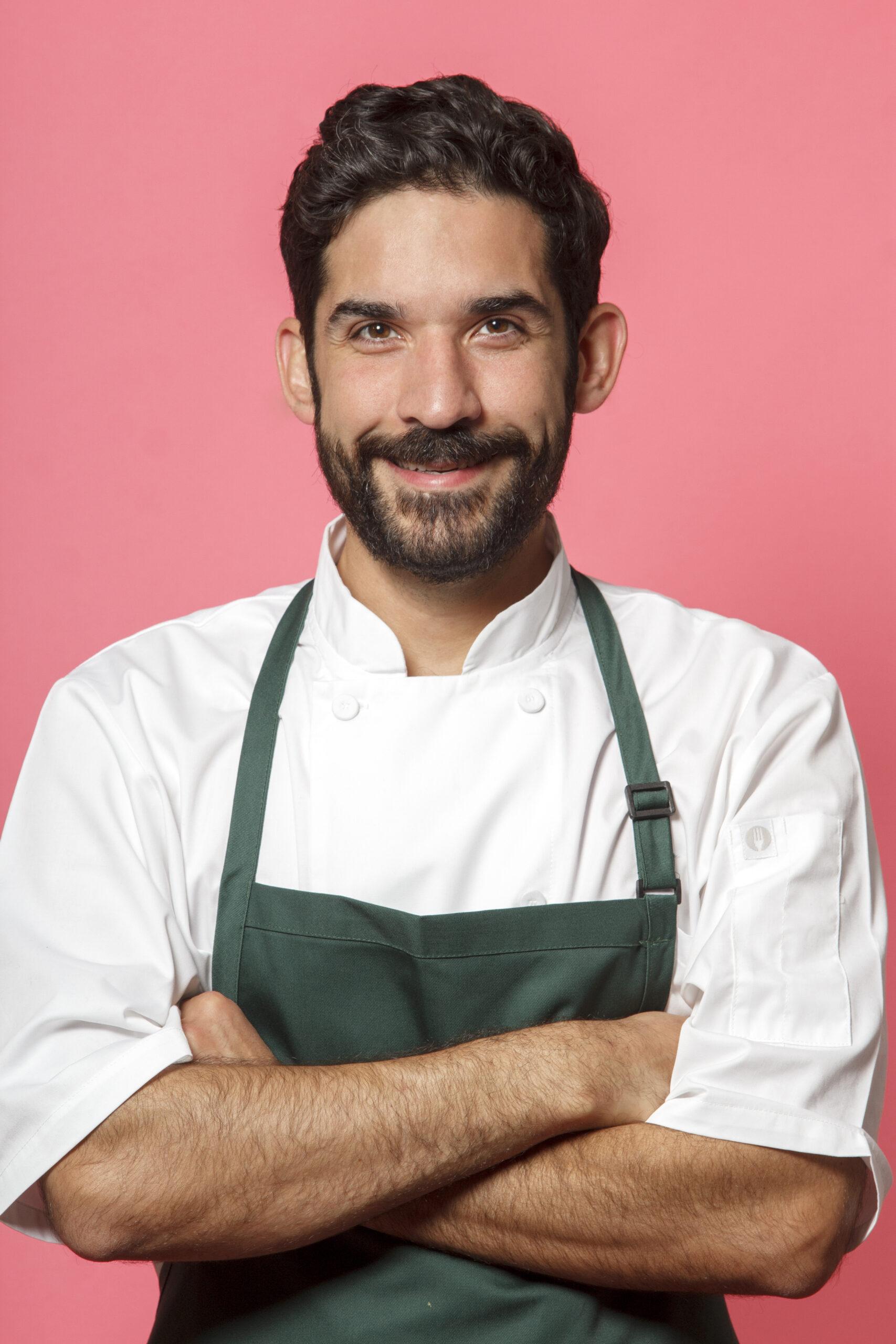 chef Carlos Padilla Juicery plus