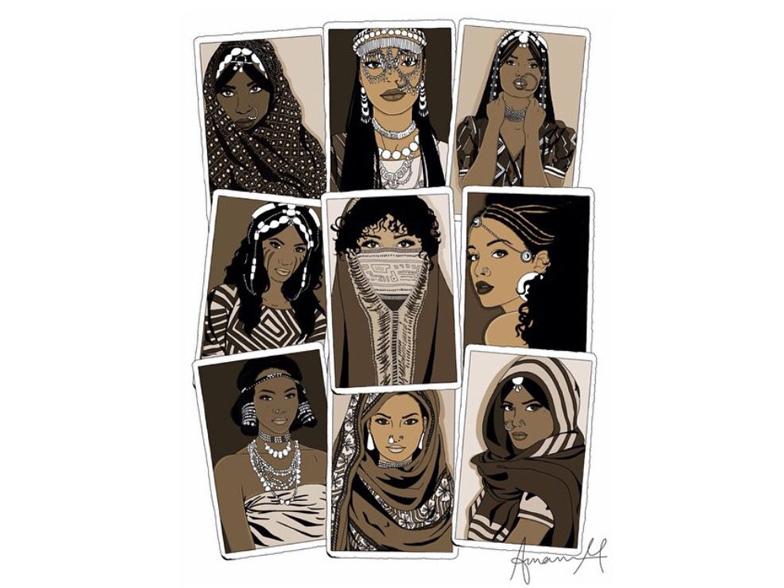 Eritrea - Nine Ethnicities