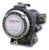 Oerlikon Leybold SC-15-D Oil-Free Scroll Vacuum Pump